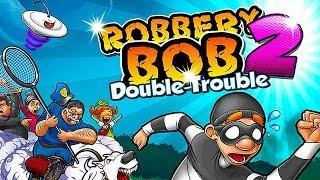 JAK WŁAMAĆ SIE DO DOMU SĄSIADA? SYMULATOR ZŁODZIEJA 2 | Robbery Bob 2: Double Trouble #1 PL