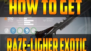 Destiny: How To Get