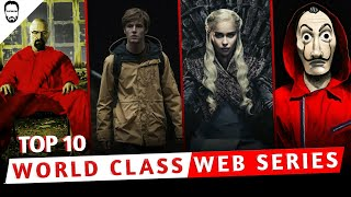 Top 10 Best Web Series in World   Must watch Web Series    Playtamildub