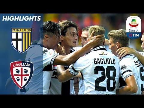 Parma 2-0 Cagliari | Comfortable Home Win for Parma | Serie A