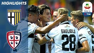 Parma 2-0 Cagliari | Comfortable Win for Parma at Home | Serie A