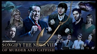 Repeat youtube video Of Murder & Catfish: Songify the News #8