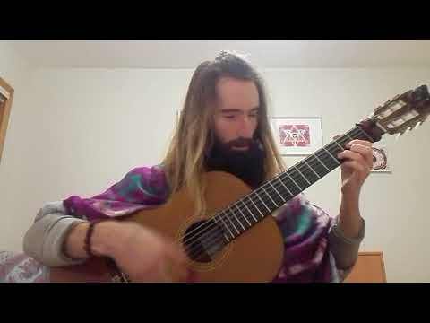 432 hz Guitar Healing, Anahata Chakra (Key of fm ) - Nothing Else Matters by Metallica