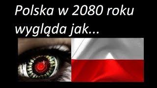 Polak twierdzi, że był w 2080 roku! Polska przyszłości wygląda... Przepowiednie podróżników