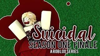 FINAL DE TEMPORADA ? Suicida ? A Roblox Series (Serie De Roblox) S1E10 - Noche para recordar