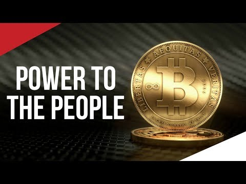BITCOIN GIVES CONTROL OF MONEY BACK TO THE PEOPLE | Jamie Bartlett On London Real
