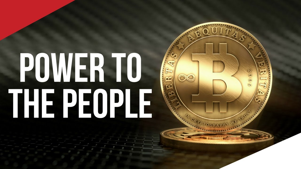 Bitcoin gives control of money back to the people jamie bartlett bitcoin gives control of money back to the people jamie bartlett on london real ccuart Images