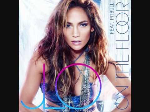 Jennifer Lopez FT. Pitbull - On The Floor (Fast)