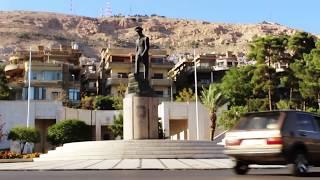 СИРИЯ БЕЗ ВОЙНЫ - 'Дамаск живет', ноябрь 2016