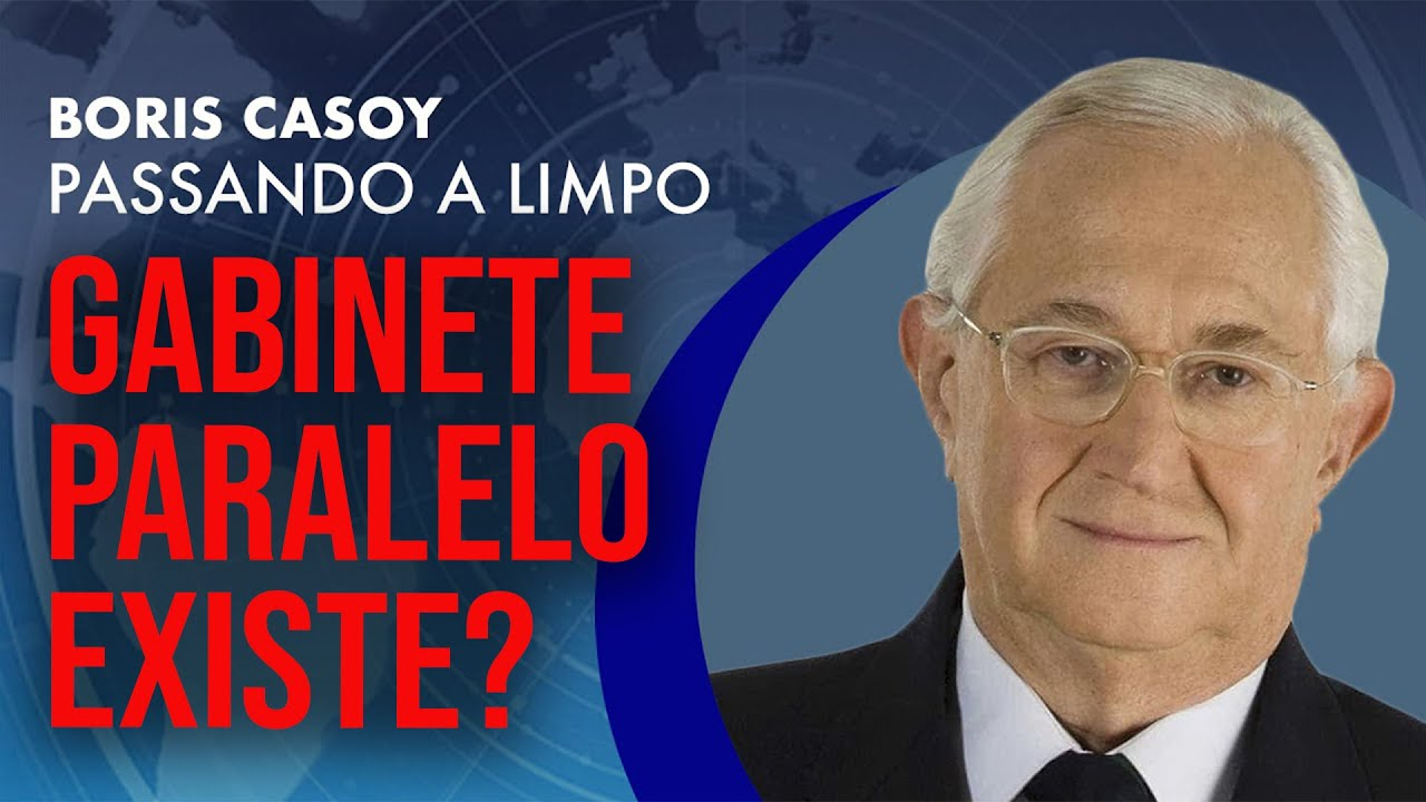 Gabinete paralelo de Bolsonaro existe? | Boris Casoy | 11/06