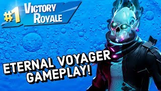 ETERNAL VOYAGER Skin Gameplay In Fortnite