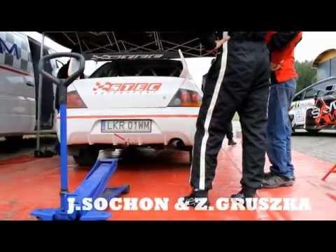 Rajd Warmiński 2014 J.Sochoń & Z.Gruszka !