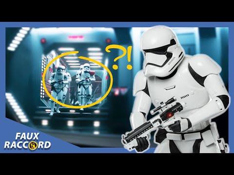 Faux Raccord - Les plus grosses gaffes de Star Wars 7 : Le Réveil de la Force ! Allociné poster