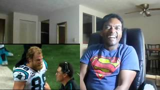 NFL 2016: PART ONE - A BAD LIP READING OF THE NFL - REACTION!!!!