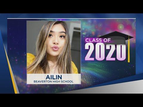 Class Of 2020: Ailin, Beaverton; Colton, Sweet Home; Holli, Benson Polytechnic; Kaia, Amity; Kodee,