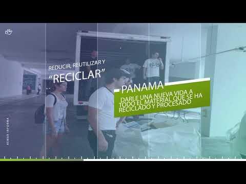 REMAR Panamá - Abre reciclamanía