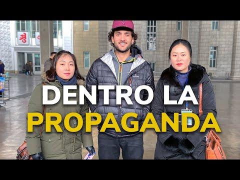 Ep.16 - VACANZE A PYONGYANG | Dentro la Propaganda Della Corea Del Nord 👁👁