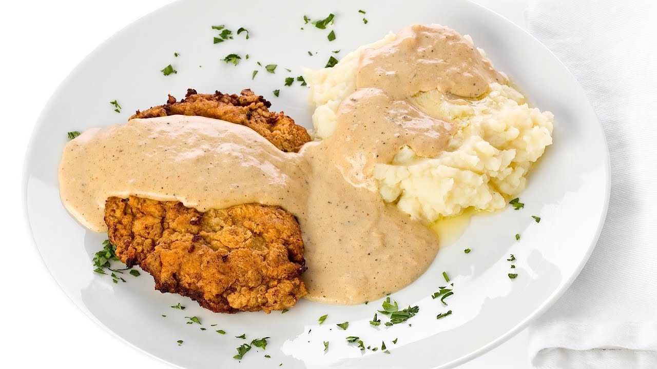 How to Make Chicken Fried Steak, Part 2 | Deep-Frying ...