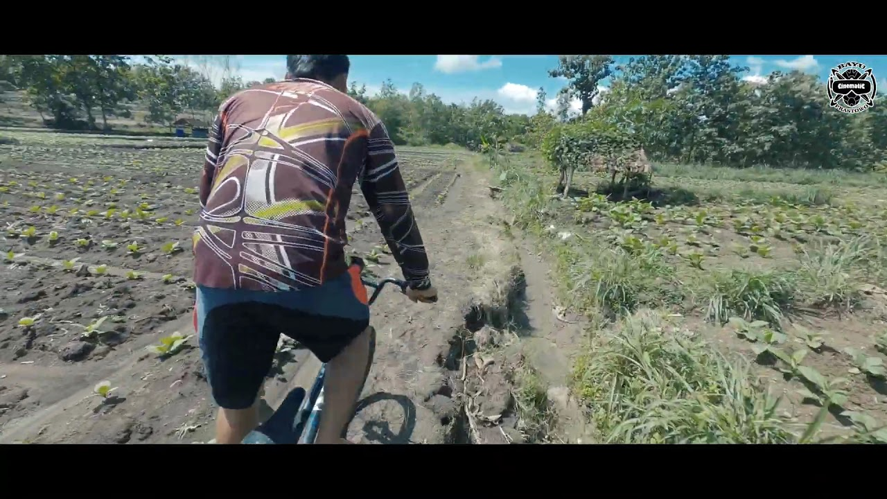 Olahraga Bersepeda vs FPV фото