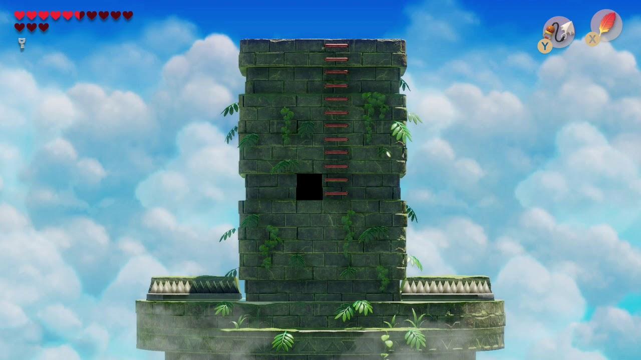 ゼルダ オオワシ の 塔