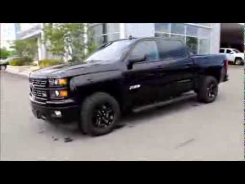 2015 chevrolet silverado 1500 midnight edition youtube. Black Bedroom Furniture Sets. Home Design Ideas