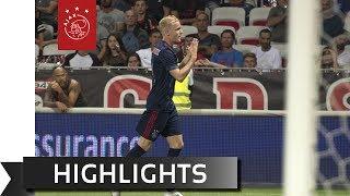 Highlights OGC Nice - Ajax