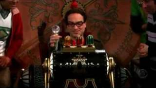 The Big Bang Theory - Timemachine