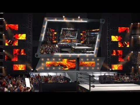 Wwe 3913 Community Showcase Sunday Night Heat Playstation