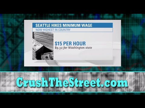 Seattle's $15 Minimum Wage Will Cripple Their Economy