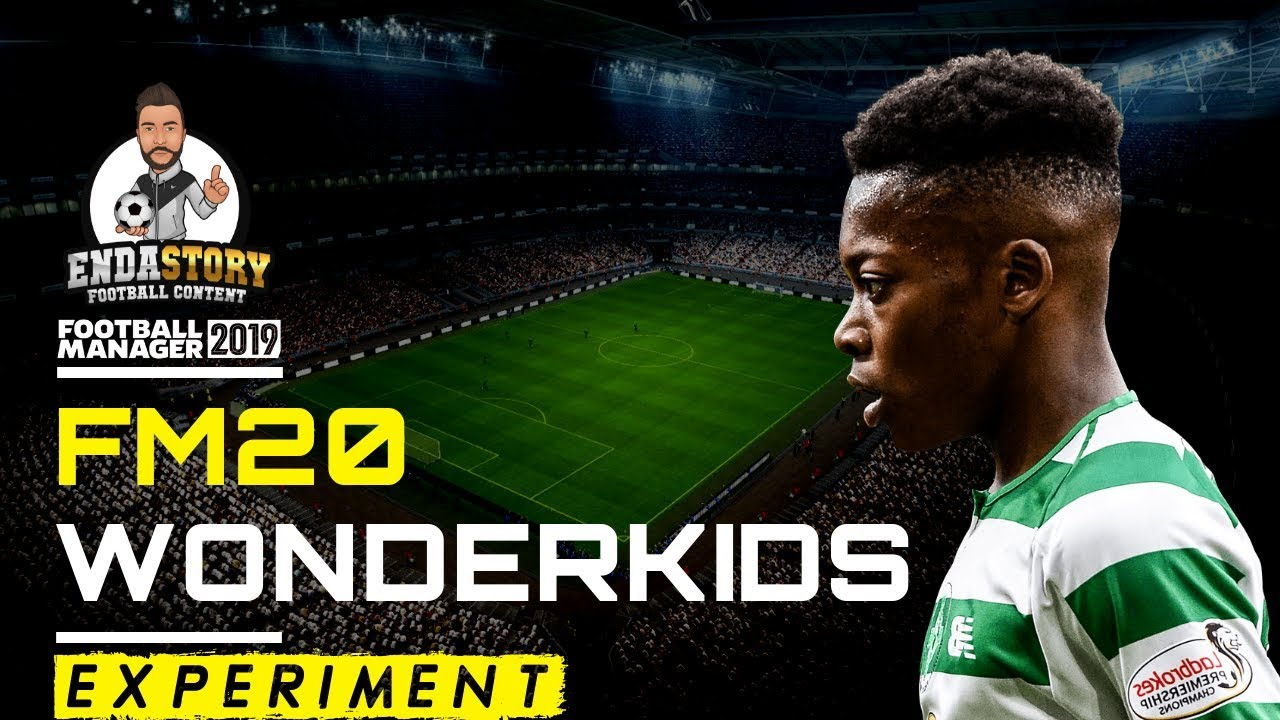 Potential Wonderkids | Football Manager 2020 • Passion4FM
