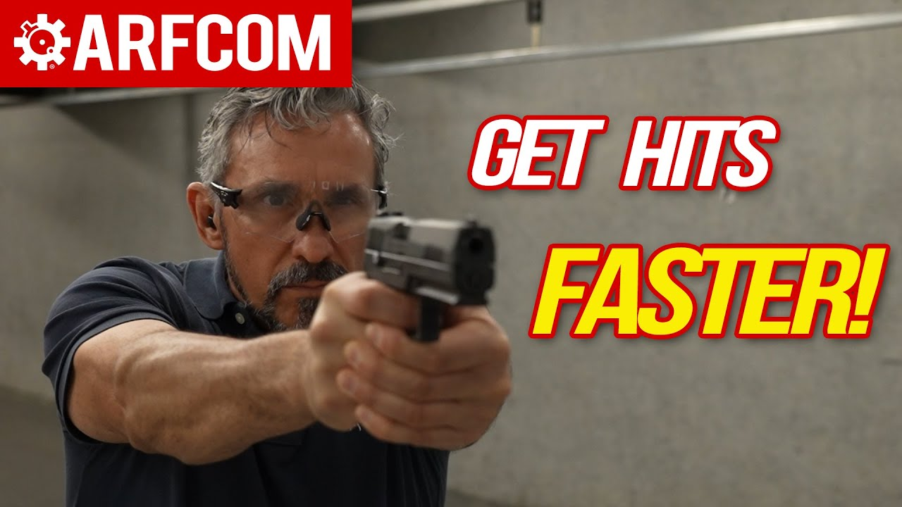 Get Hits Faster! | Sight Management w/ Navy SEAL Jeff Gonzales