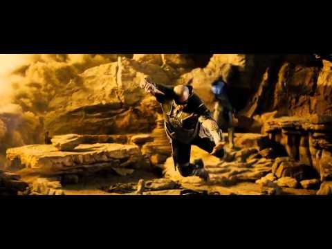 Riddick International Trailer (2013) HD - Starring Vin Diesel, Katee Sackhoff, Dave Bautista