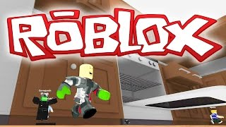 DEADLY HIDE AND SEEK! -ROBLOX