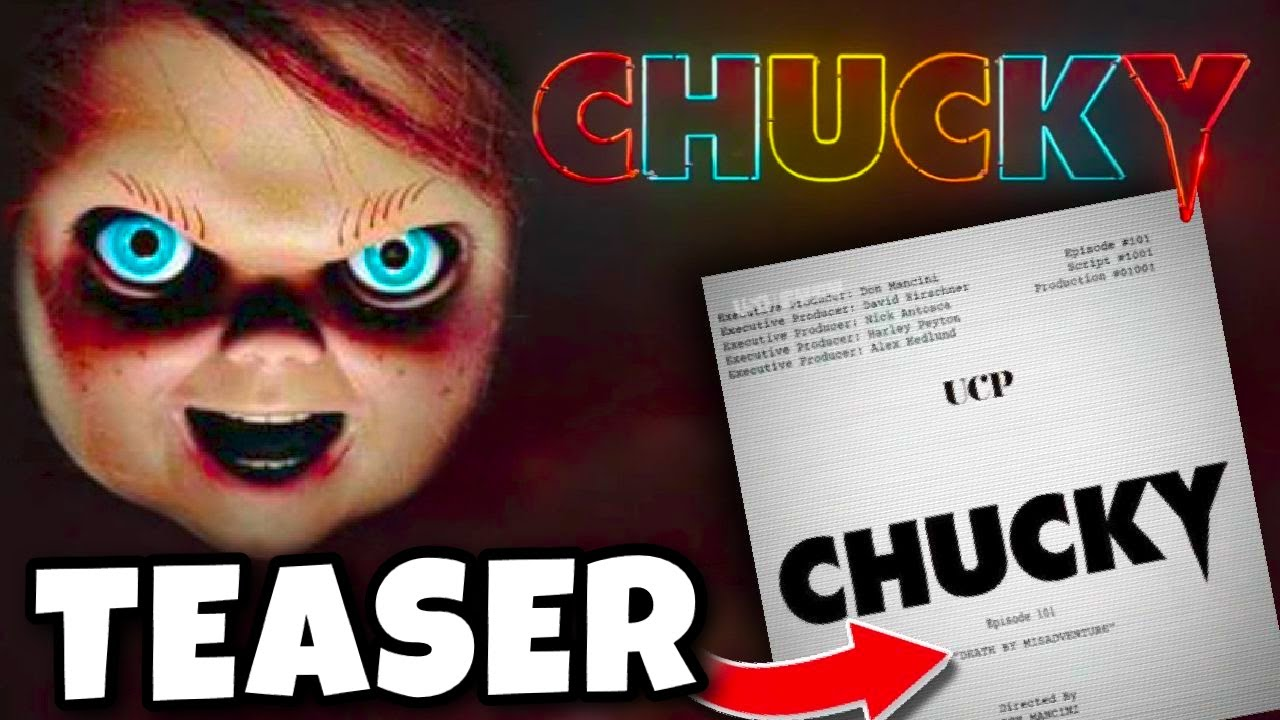 CHUCKY (2021) TV Series NEW Teaser + UNBOXING