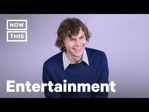 'American Horror Story' Actor Evan Peters On Starring In 'American Animals'  NowThis