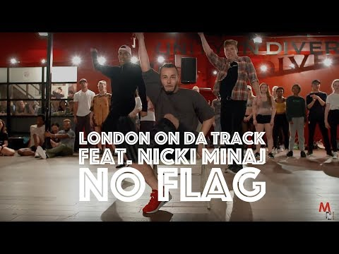 London On Da Track - No Flag feat Nicki Minaj  Hamilton Evans Choreography