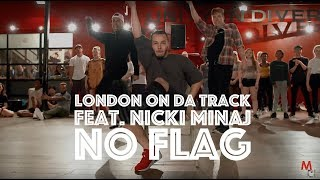 London On Da Track - No Flag feat. Nicki Minaj | Hamilton Evans Choreography