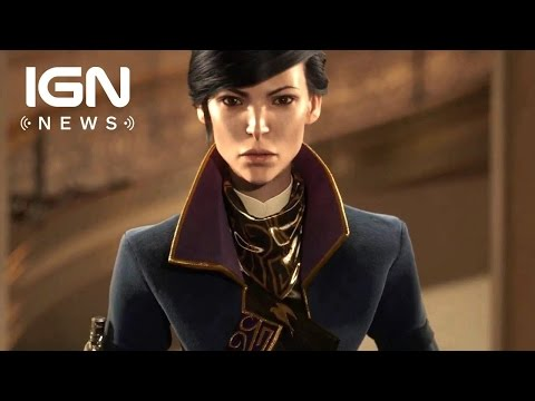 Dishonored 2 Collector's Edition Revealed - IGN News