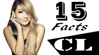 15 funny facts about cl 2ne1
