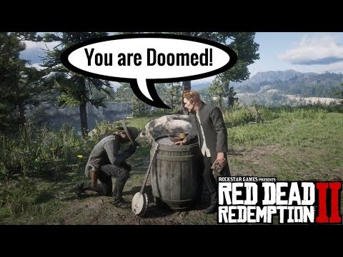 Reverend Swanson asks Javier to confess | Red Dead Redemption 2 thumbnail
