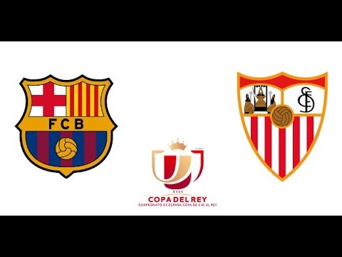 Playing Fifa: Sevilla vs Fc Barcelona LIVE