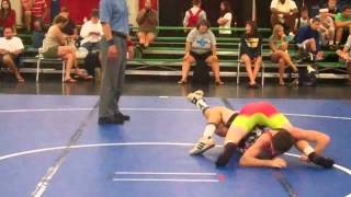 2012 AAU Junior Olympic Games Wrestling