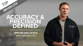 Accuracy & Precision Defined - Long-range Shooting - Applied Ballistics