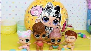 Куклы лол детский сад. Новый воспитатель.Мультик с куклами LOL Surprise MC Family