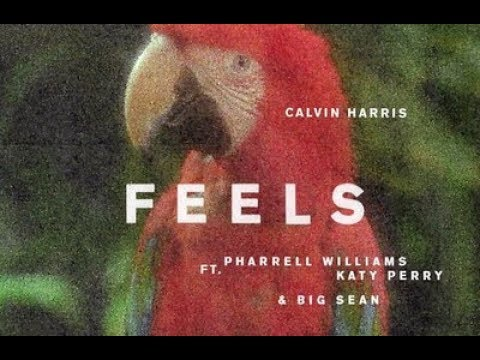 CALVIN HARRIS - FEELS INSTRUMENTAL (FREE DL) Reprod. Royal Raven Music