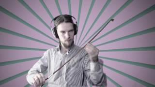 FirstDayViolinSong/Песня на скрипке после одного дня обучения