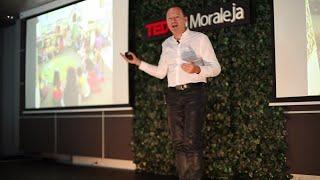 Escuelas que alimentan la creatividad | José Picó | TEDxLaMoraleja