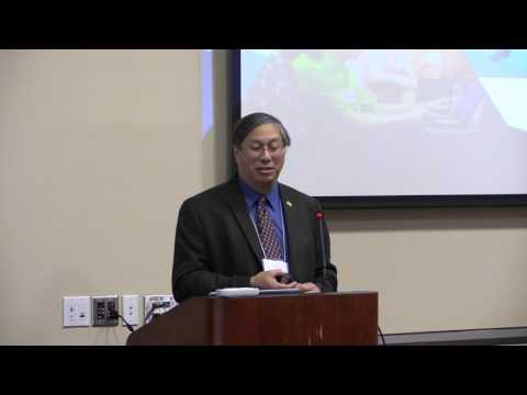 RNRF Congress on Harnessing Big Data for the Environment 12/6/2016: Robert Chen