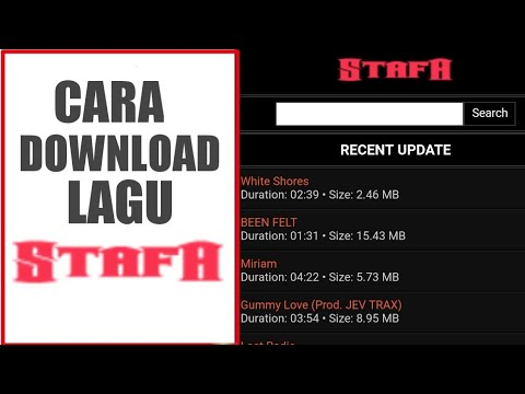 Cara Download Lagu Stafaband