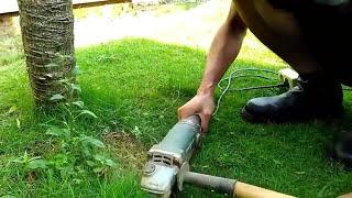 Membuat Mesin Potong Rumput